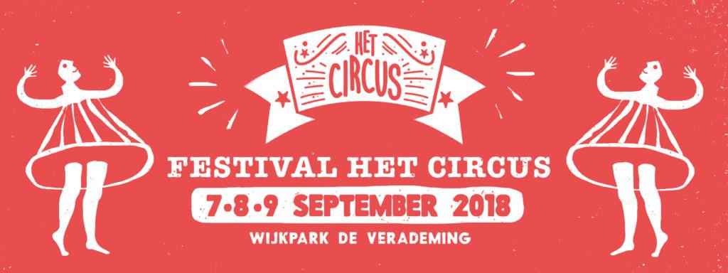 Festival Het Circus 2018 in wijkpark De Verademing Den Haag